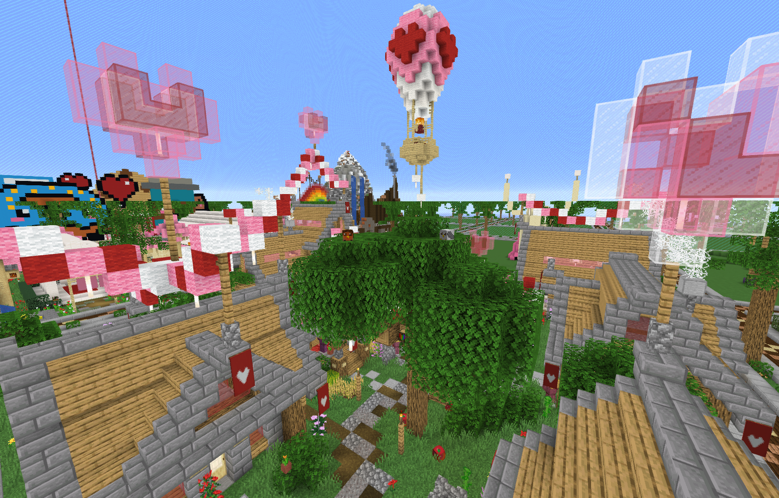 LizzieLadyBug's Love Village