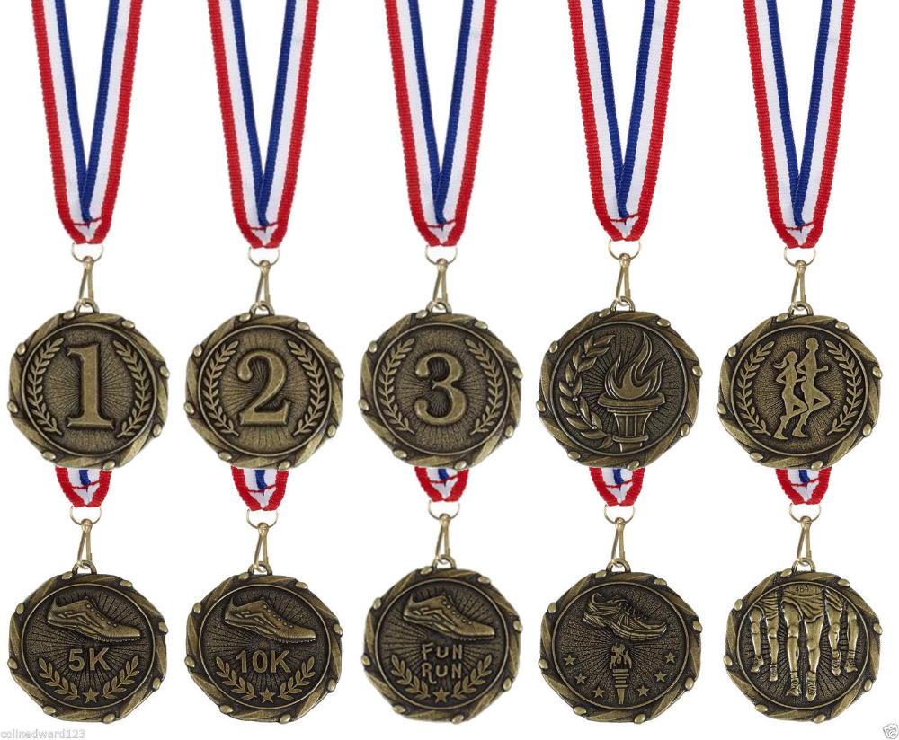 Zinc Medals