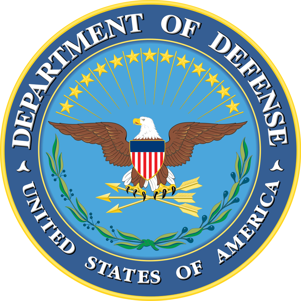Dept of Defense Logo