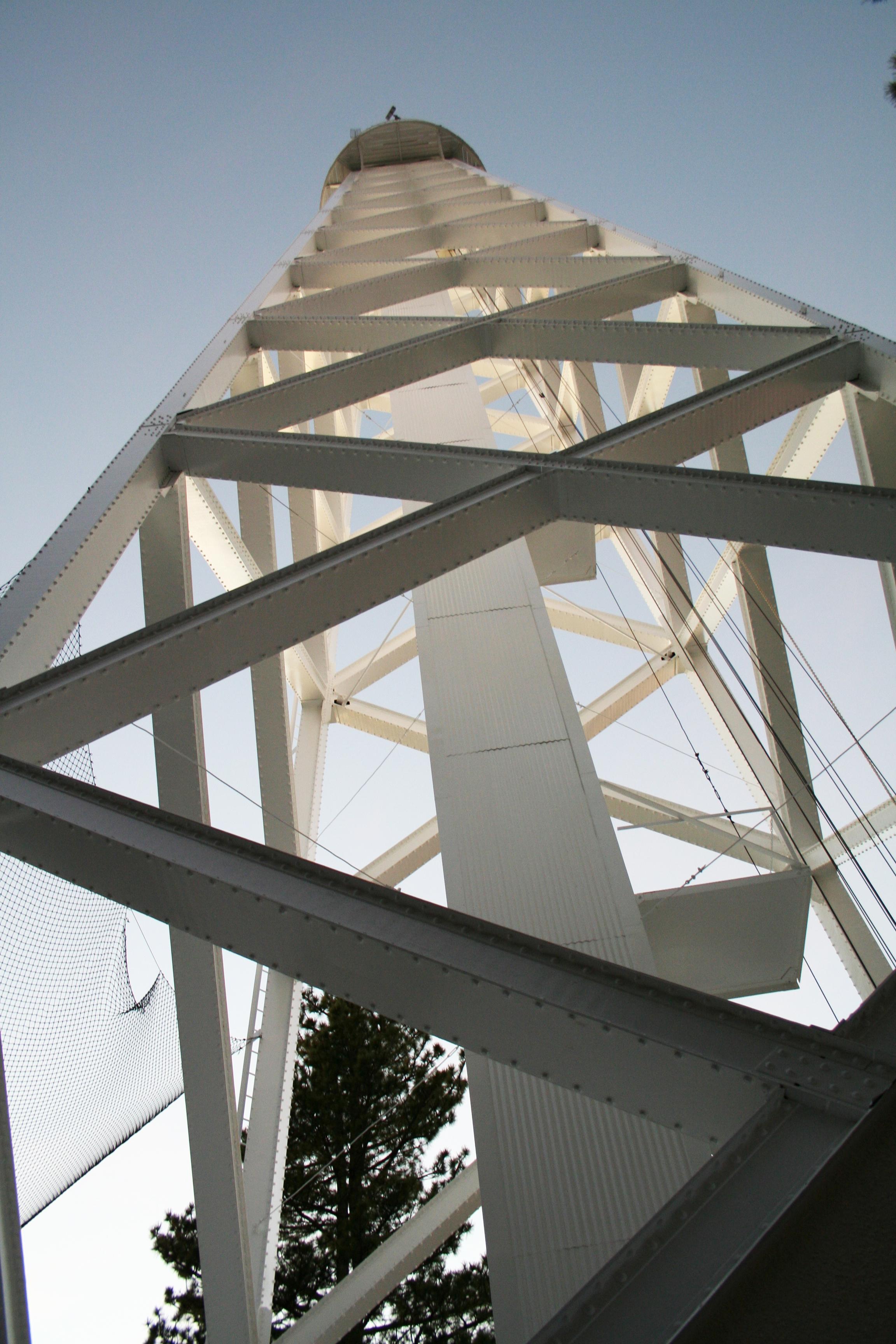 Mt. Wilson Solar Telescope