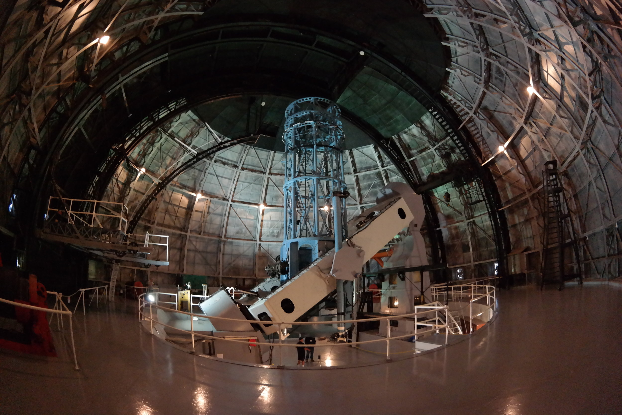 Mt. Wilson 100-inch Telescope