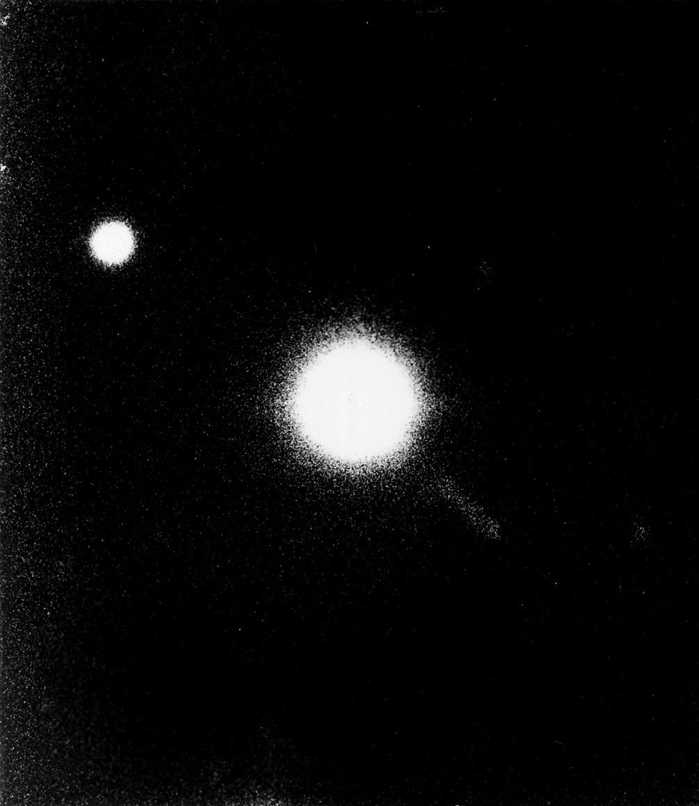 Quasar 3C273 discovered by Maarten Schmidt (1963)
