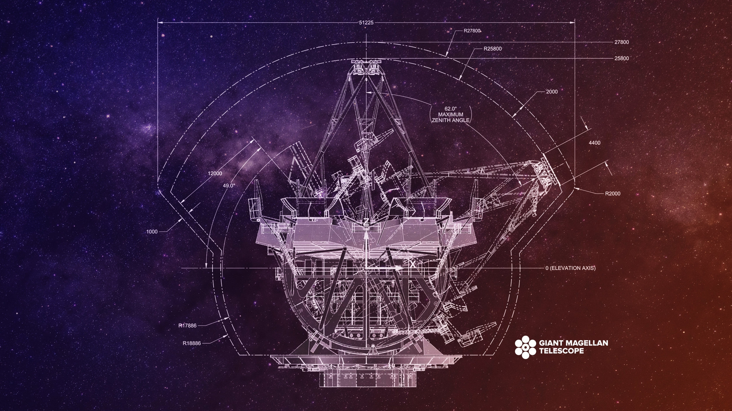 Giant Magellan Telescope  Gallery   Instagram   YouTube