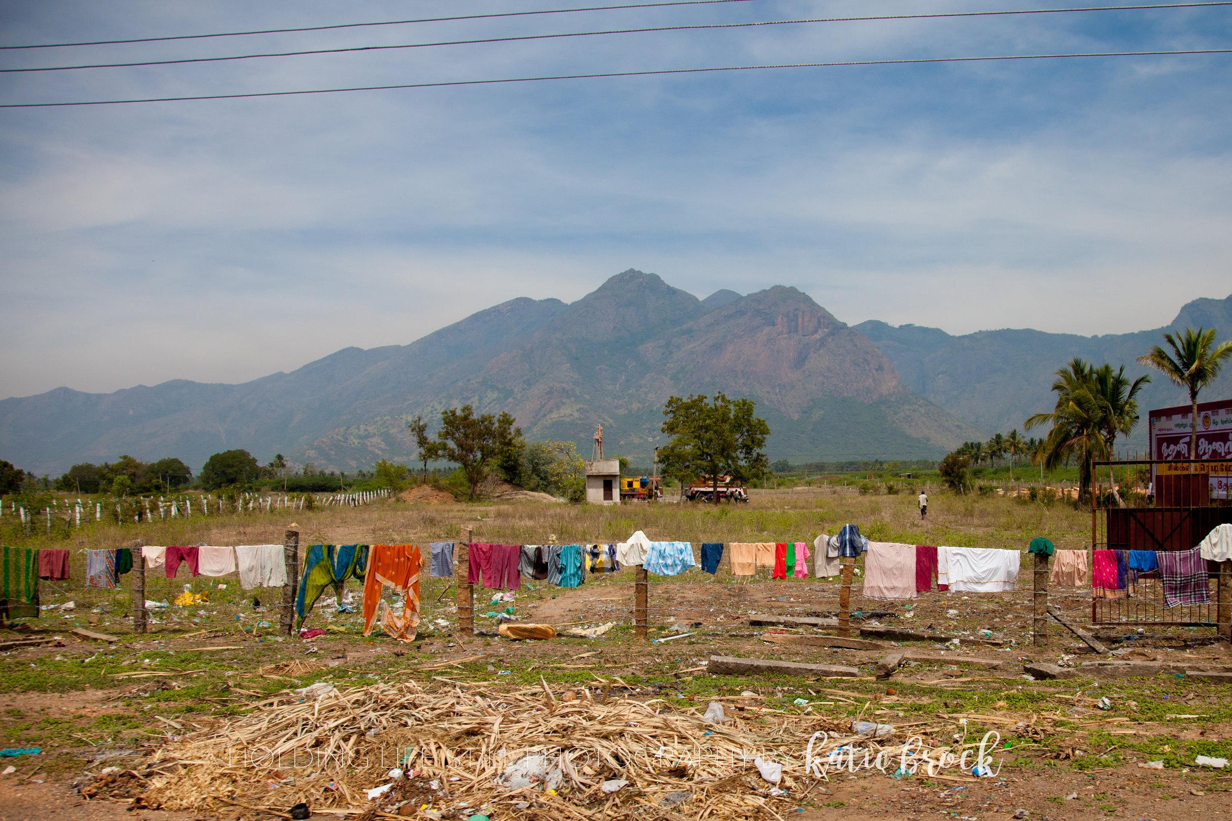 India - laundry