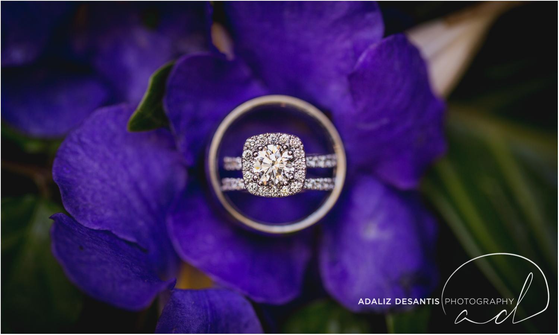 Fort Lauderdale Shady Banks Purple Wedding-03