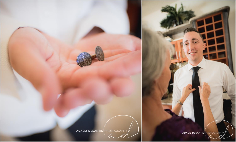 Fort Lauderdale Shady Banks Purple Wedding-14