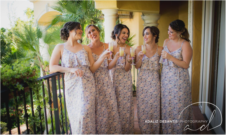 Fort Lauderdale Shady Banks Purple Wedding-19