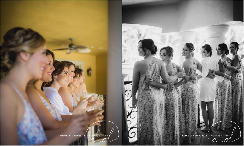 Fort Lauderdale Shady Banks Purple Wedding-18