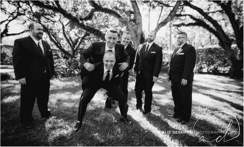 Fort Lauderdale Shady Banks Purple Wedding-22