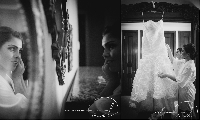 Fort Lauderdale Shady Banks Purple Wedding-23