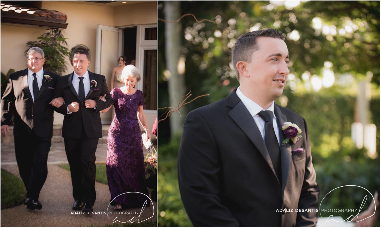 Fort Lauderdale Shady Banks Purple Wedding-31