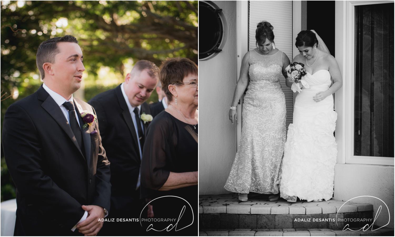 Fort Lauderdale Shady Banks Purple Wedding-34