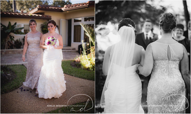 Fort Lauderdale Shady Banks Purple Wedding-35