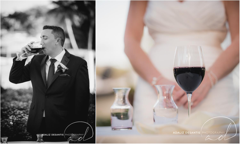 Fort Lauderdale Shady Banks Purple Wedding-45