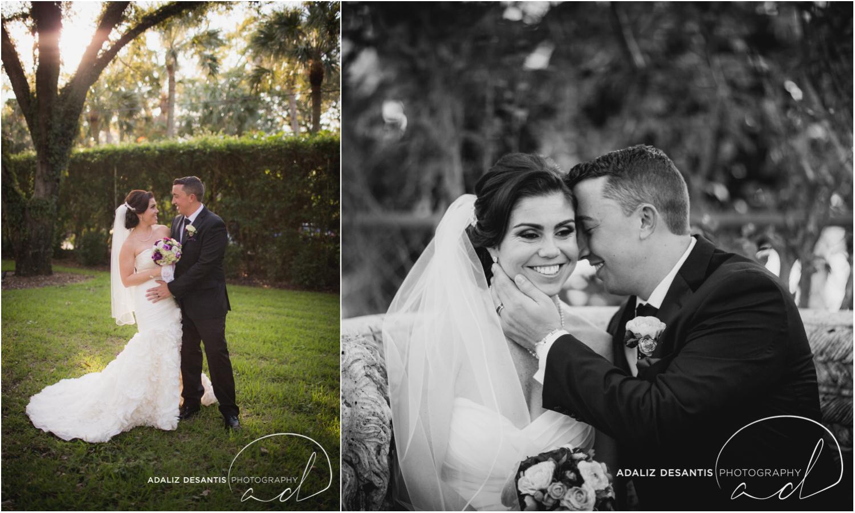 Fort Lauderdale Shady Banks Purple Wedding-53