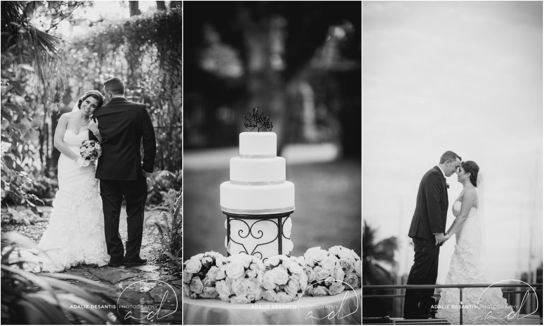Fort Lauderdale Shady Banks Purple Wedding-57