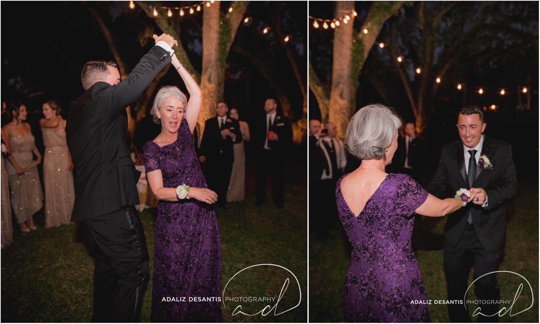 Fort Lauderdale Shady Banks Purple Wedding-63