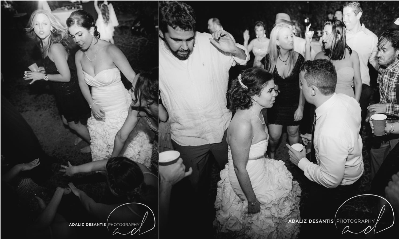 Fort Lauderdale Shady Banks Purple Wedding-67