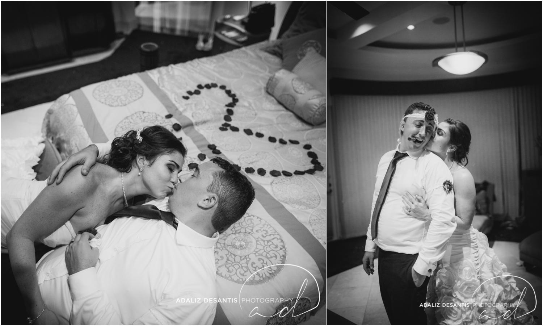 Fort Lauderdale Shady Banks Purple Wedding-73