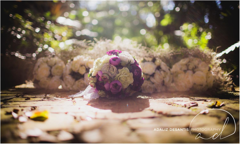 Fort Lauderdale Shady Banks Purple Wedding-74