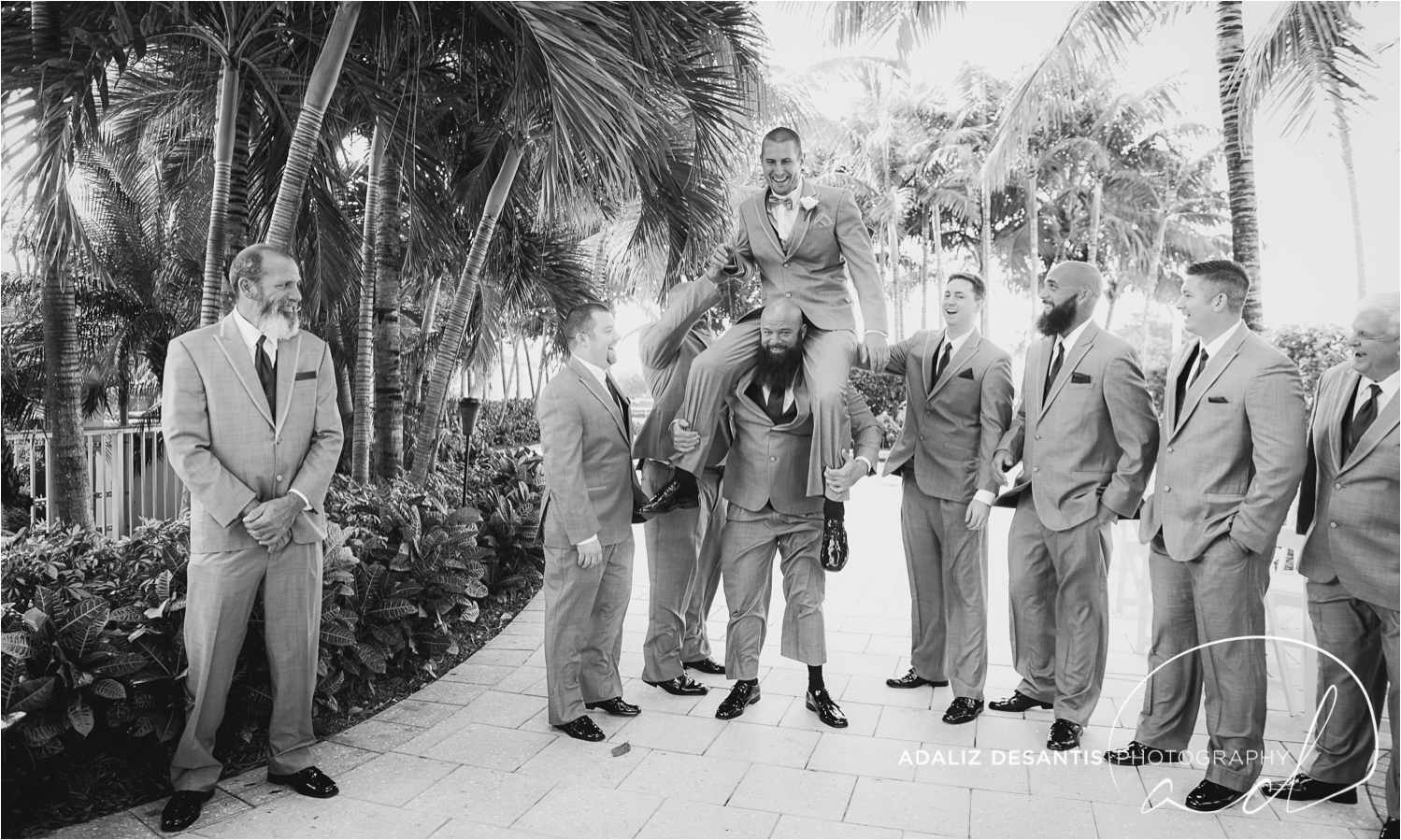 Crowne Plaza Hollywood Beach FL Wedding-048