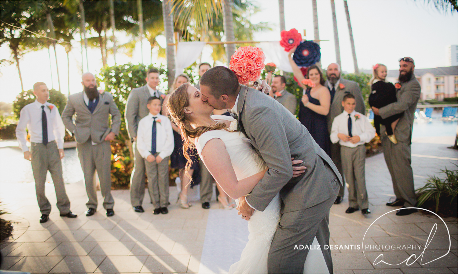 Crowne Plaza Hollywood Beach FL Wedding-073