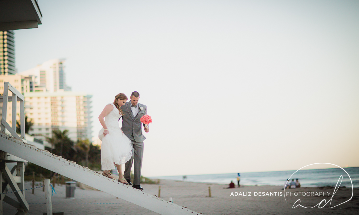 Crowne Plaza Hollywood Beach FL Wedding-081