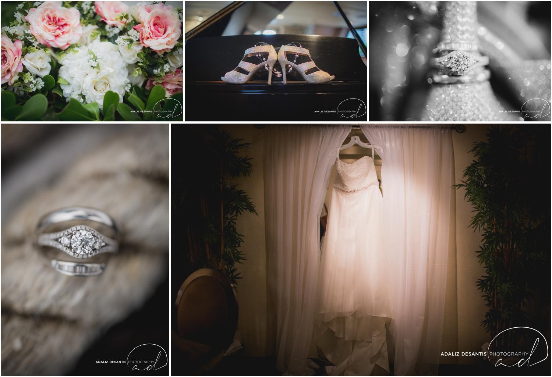 Taylor and amanda Indiana Fort Lauderdale Sun Dream yacht charter wedding 2