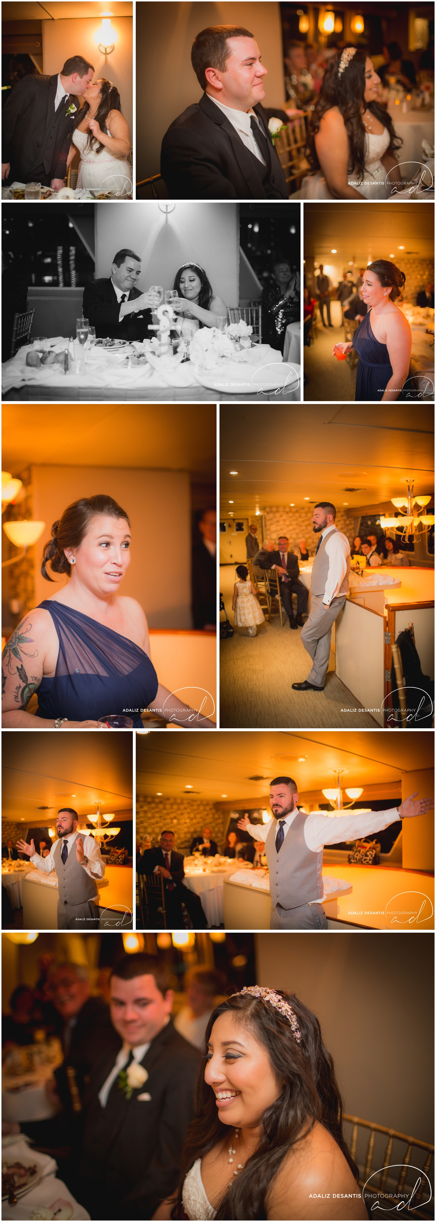 Taylor and amanda Indiana Fort Lauderdale Sun Dream yacht charter wedding 21