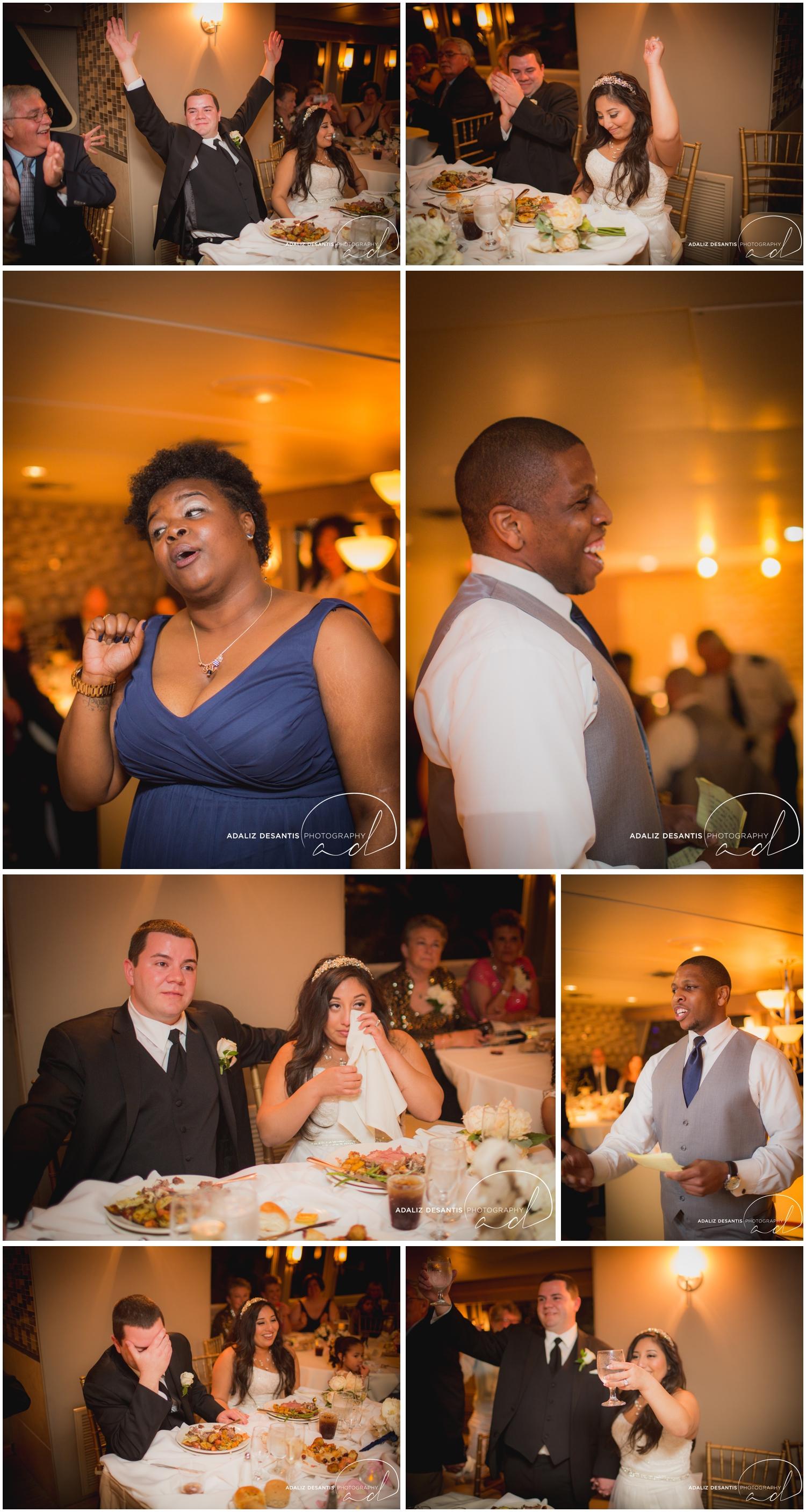 Taylor and amanda Indiana Fort Lauderdale Sun Dream yacht charter wedding 20