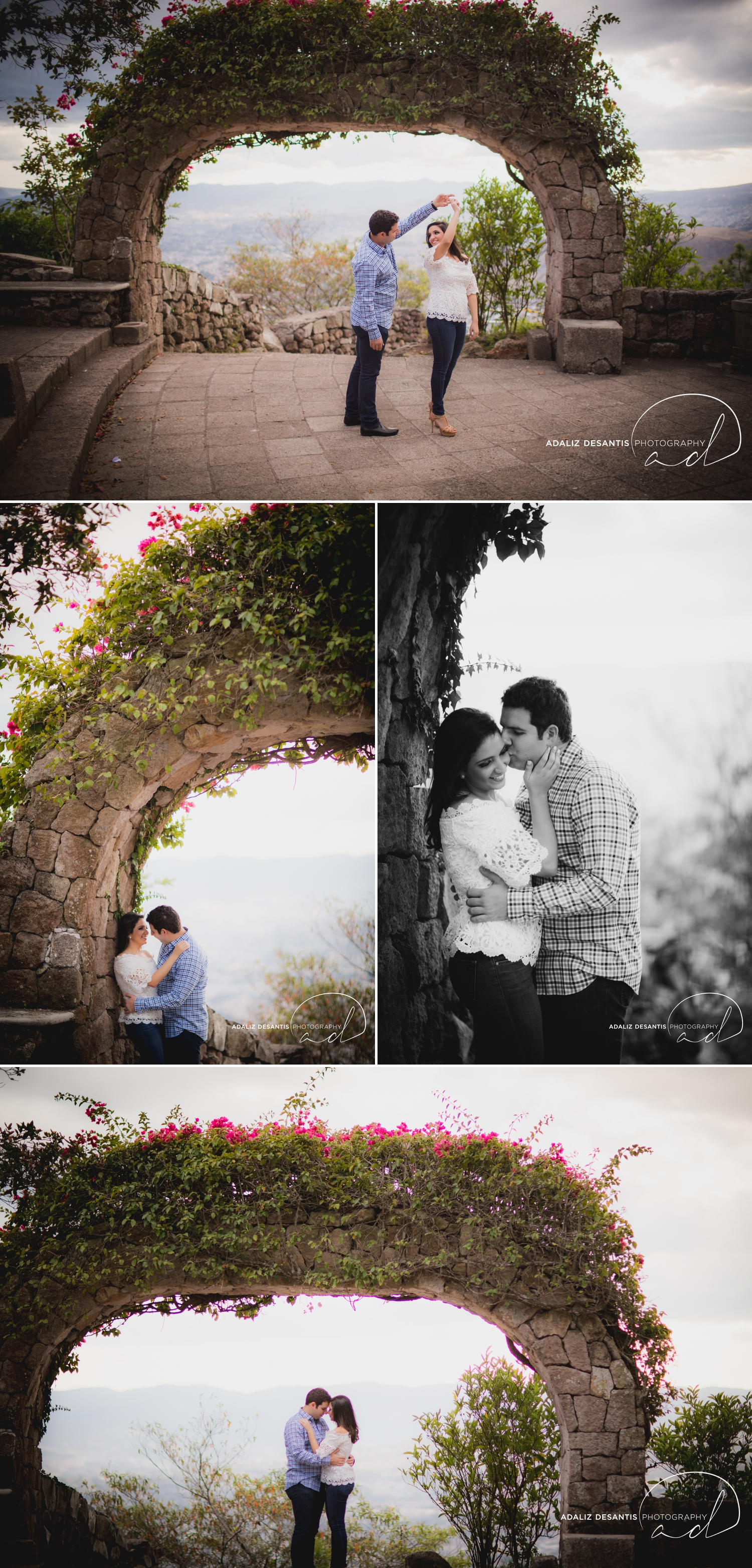 Lorette y Roger Engaged 2