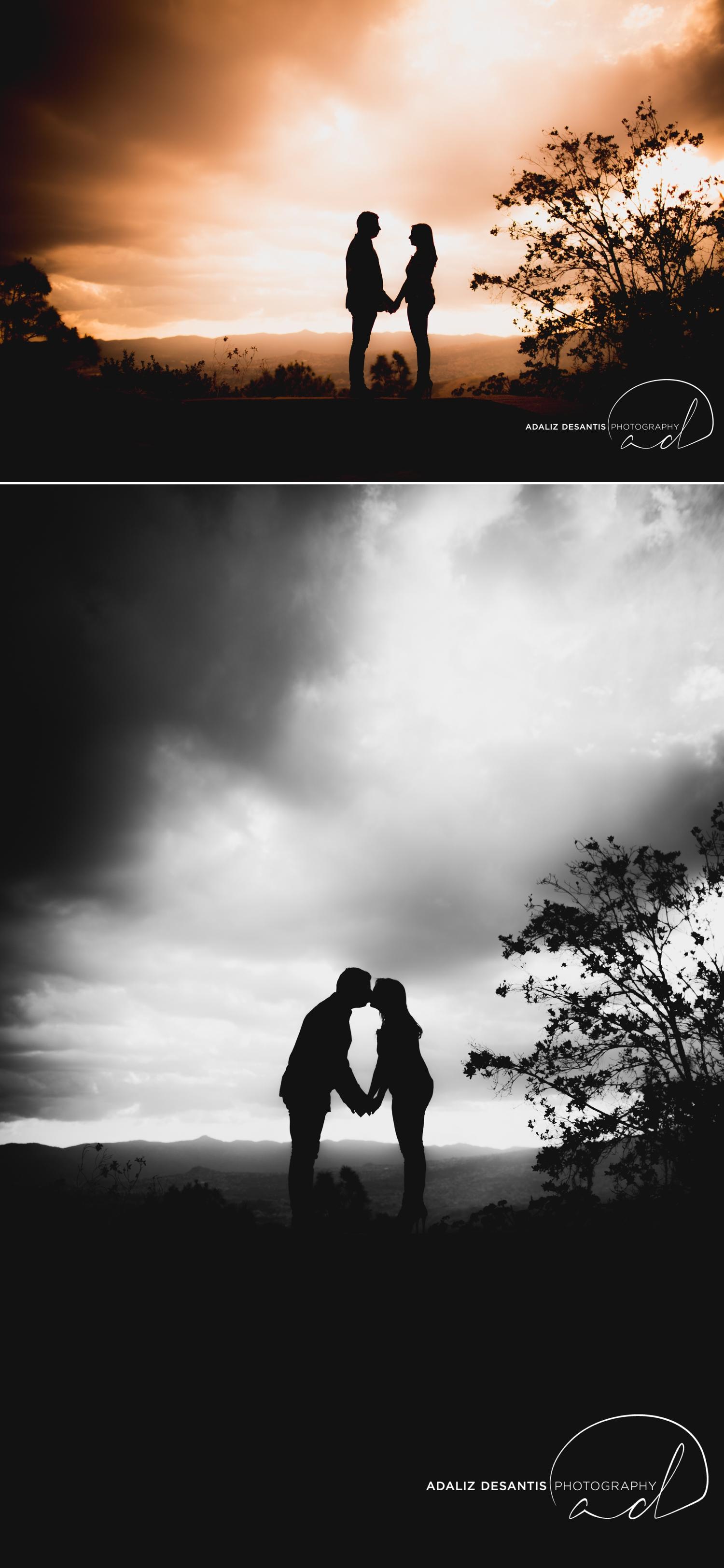 Lorette y Roger Engaged 4