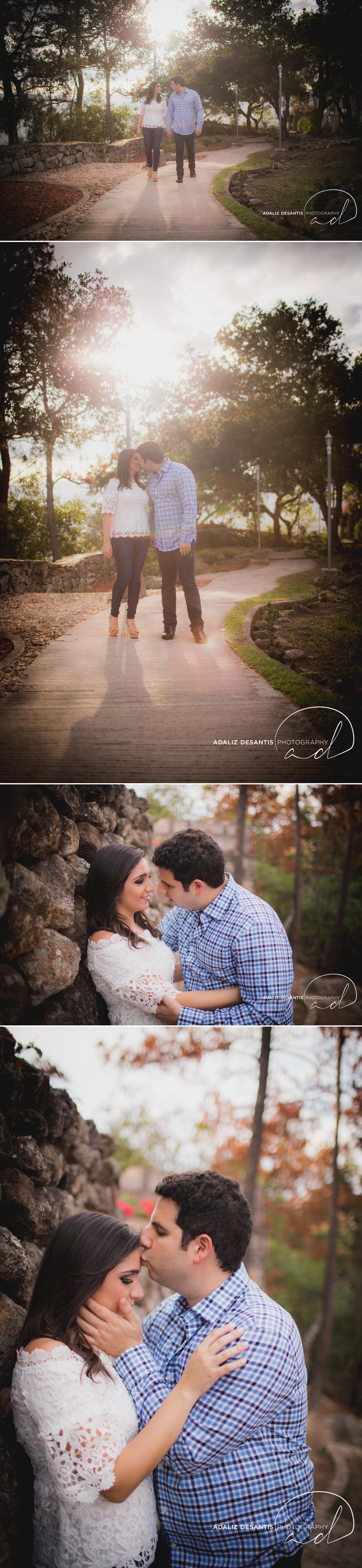 Lorette y Roger Engaged 6
