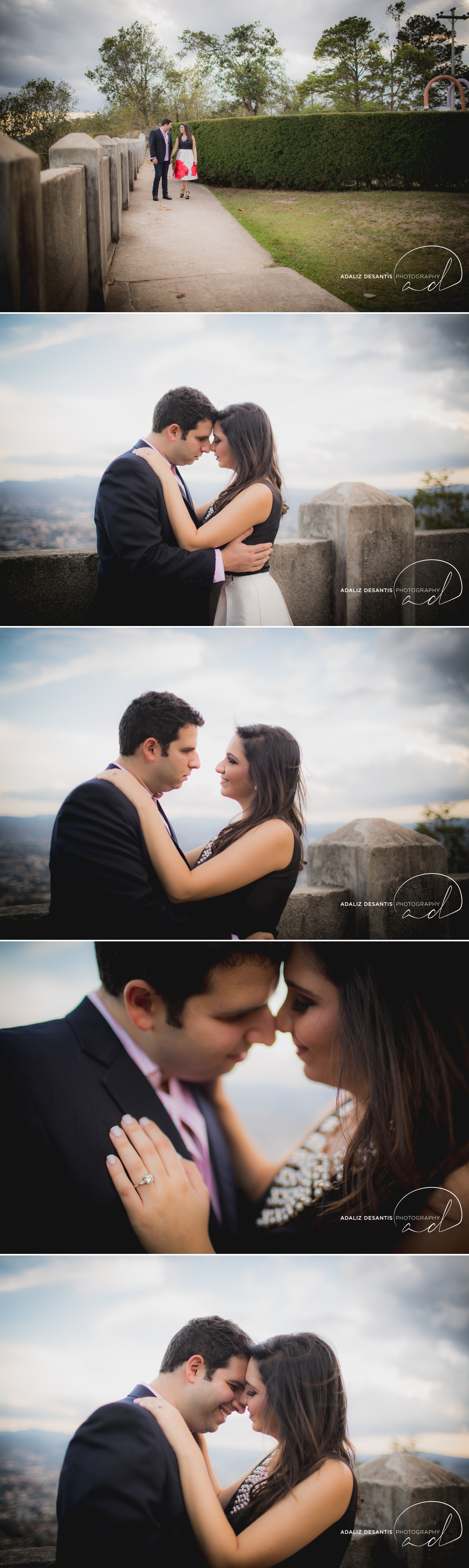 Lorette y Roger Engaged 9
