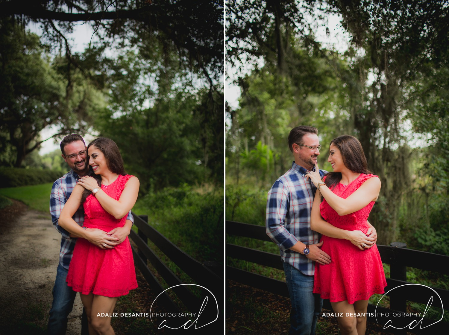 Reunion Resort Orlando Wedding Photographer Engagement Session Gold Course Christine Brandon may Meet the mays 1.jpg