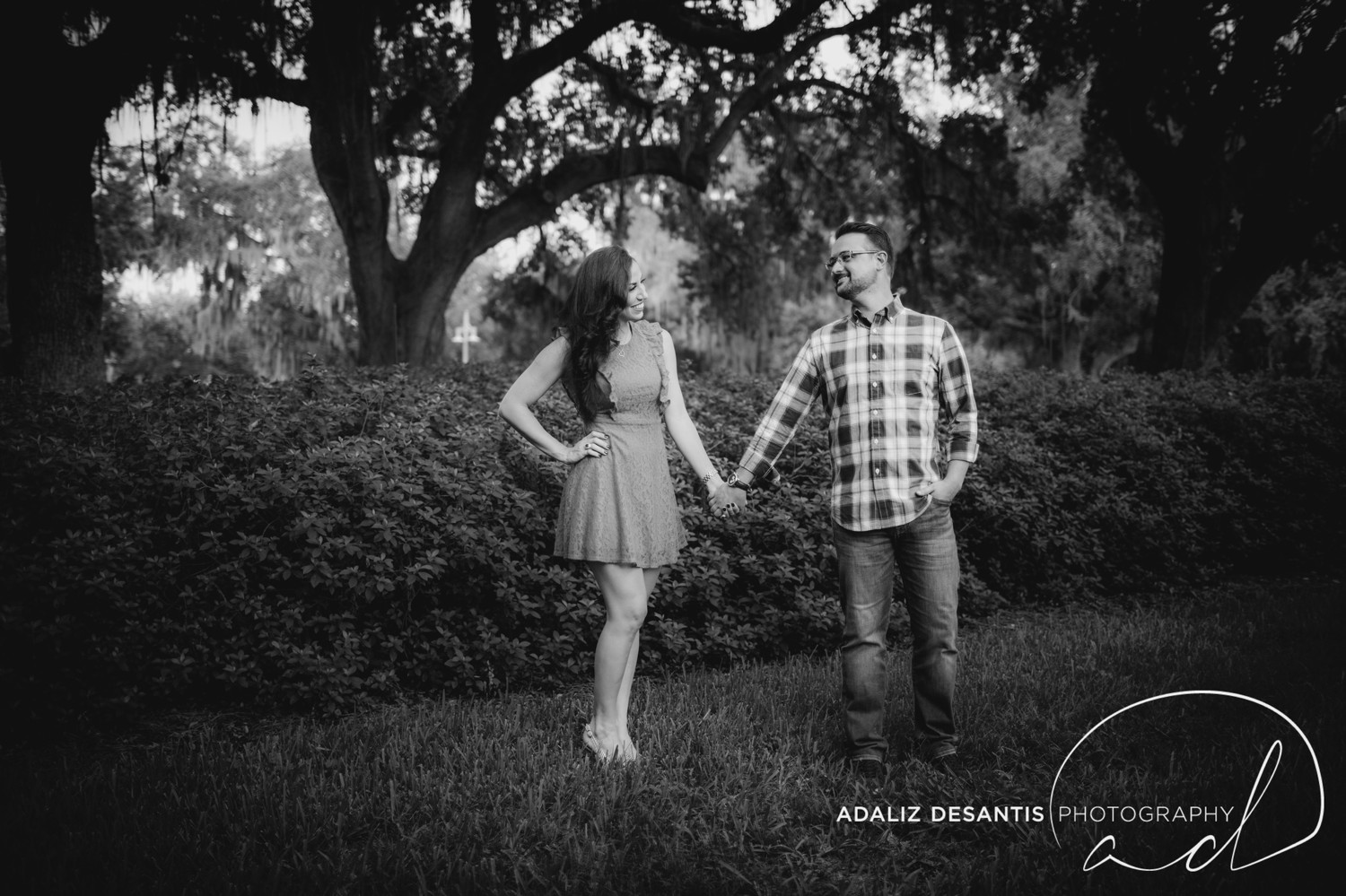 Reunion Resort Orlando Wedding Photographer Engagement Session Gold Course Christine Brandon may Meet the mays 4.jpg