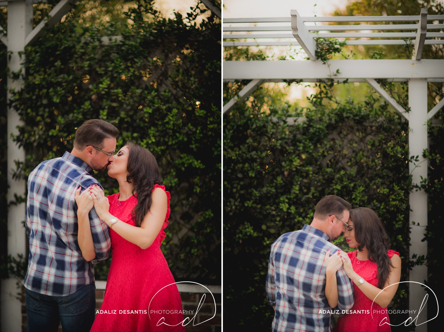 Reunion Resort Orlando Wedding Photographer Engagement Session Gold Course Christine Brandon may Meet the mays 15.jpg