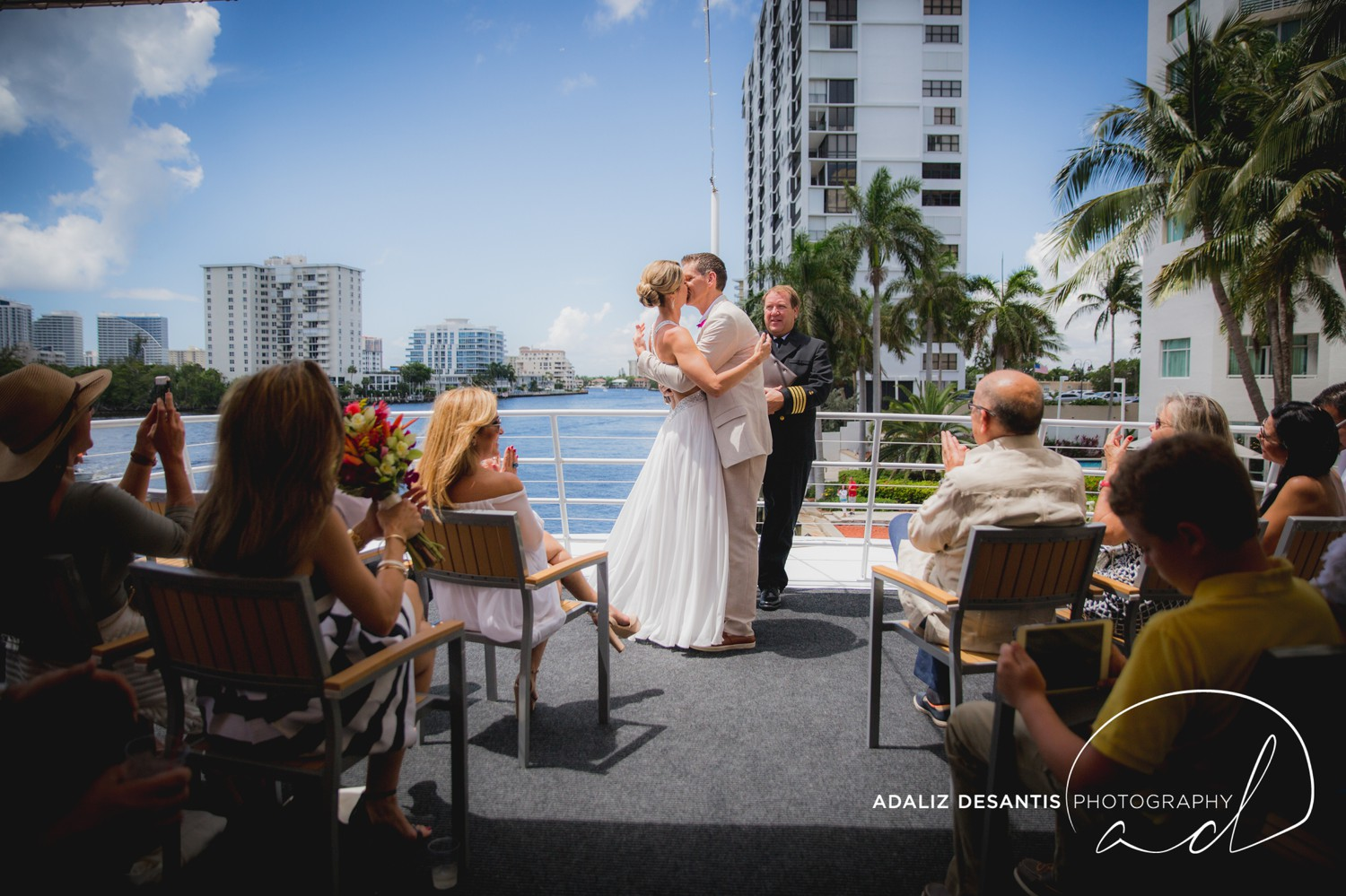 Sun Dream Yacht Charters Destination Wedding Fort Lauderdale FL 13.jpg