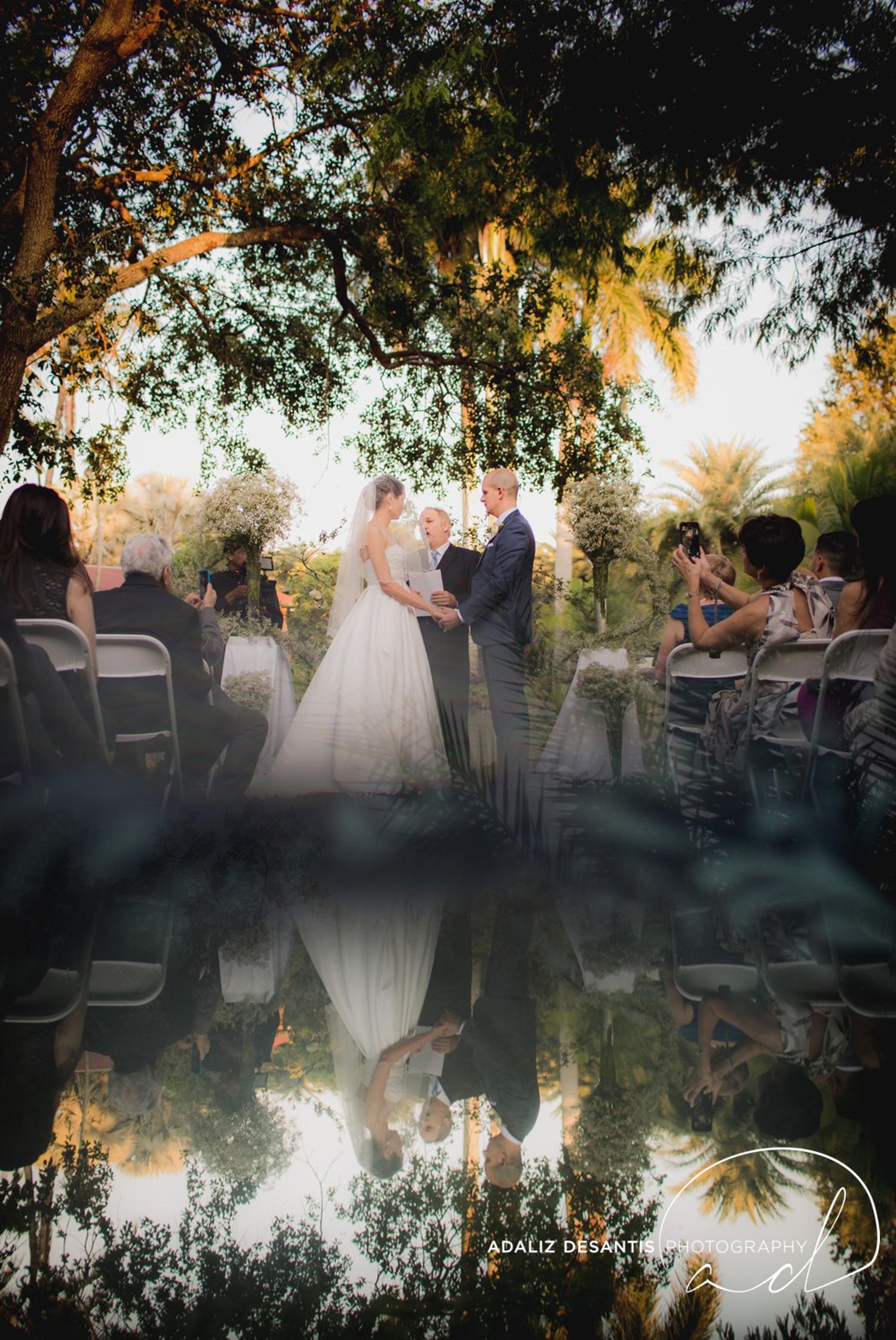 Southwest Ranches Le Chateau Davie FL Fort Lauderdale Garden Wedding 54.jpg