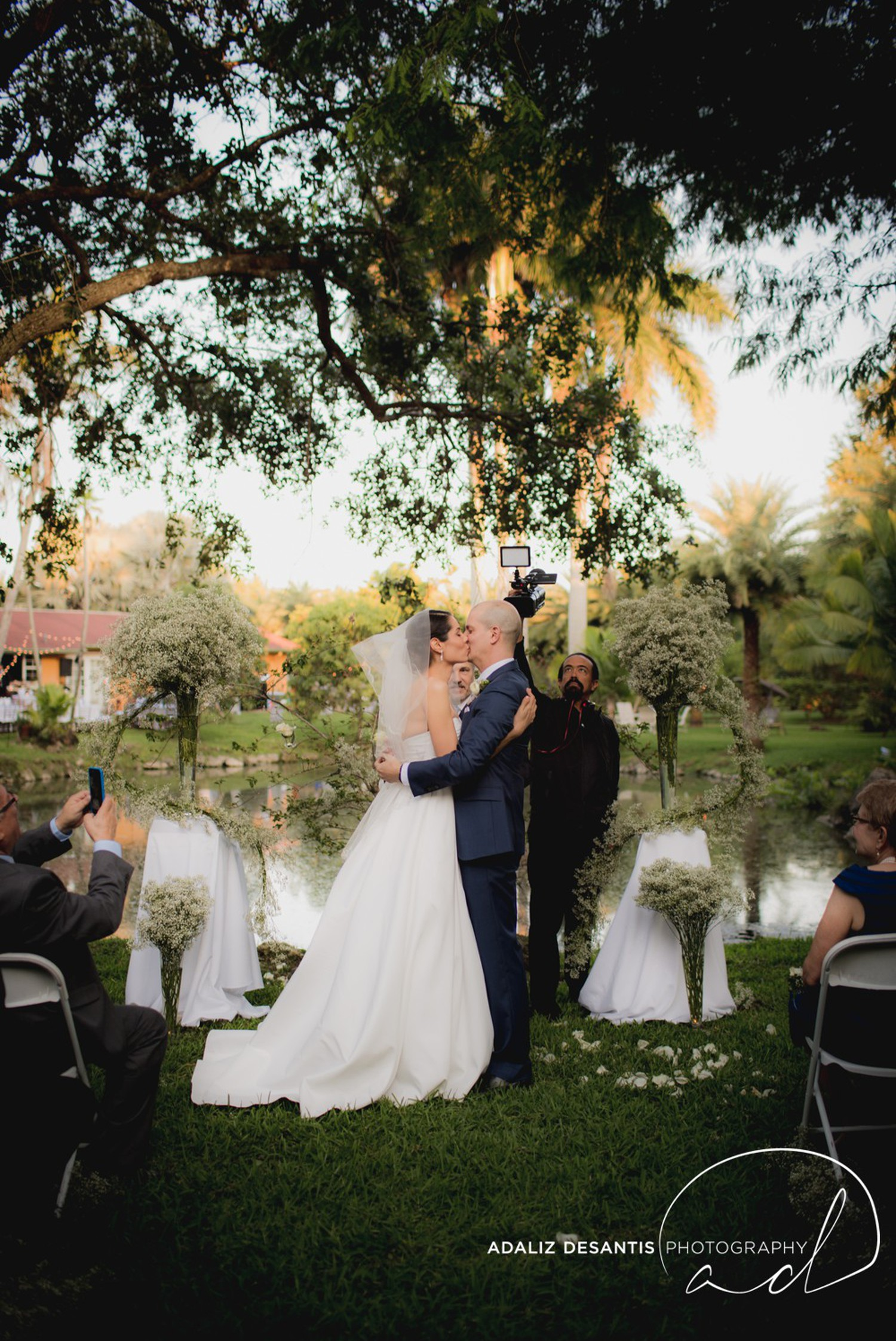 Southwest Ranches Le Chateau Davie FL Fort Lauderdale Garden Wedding 60.jpg