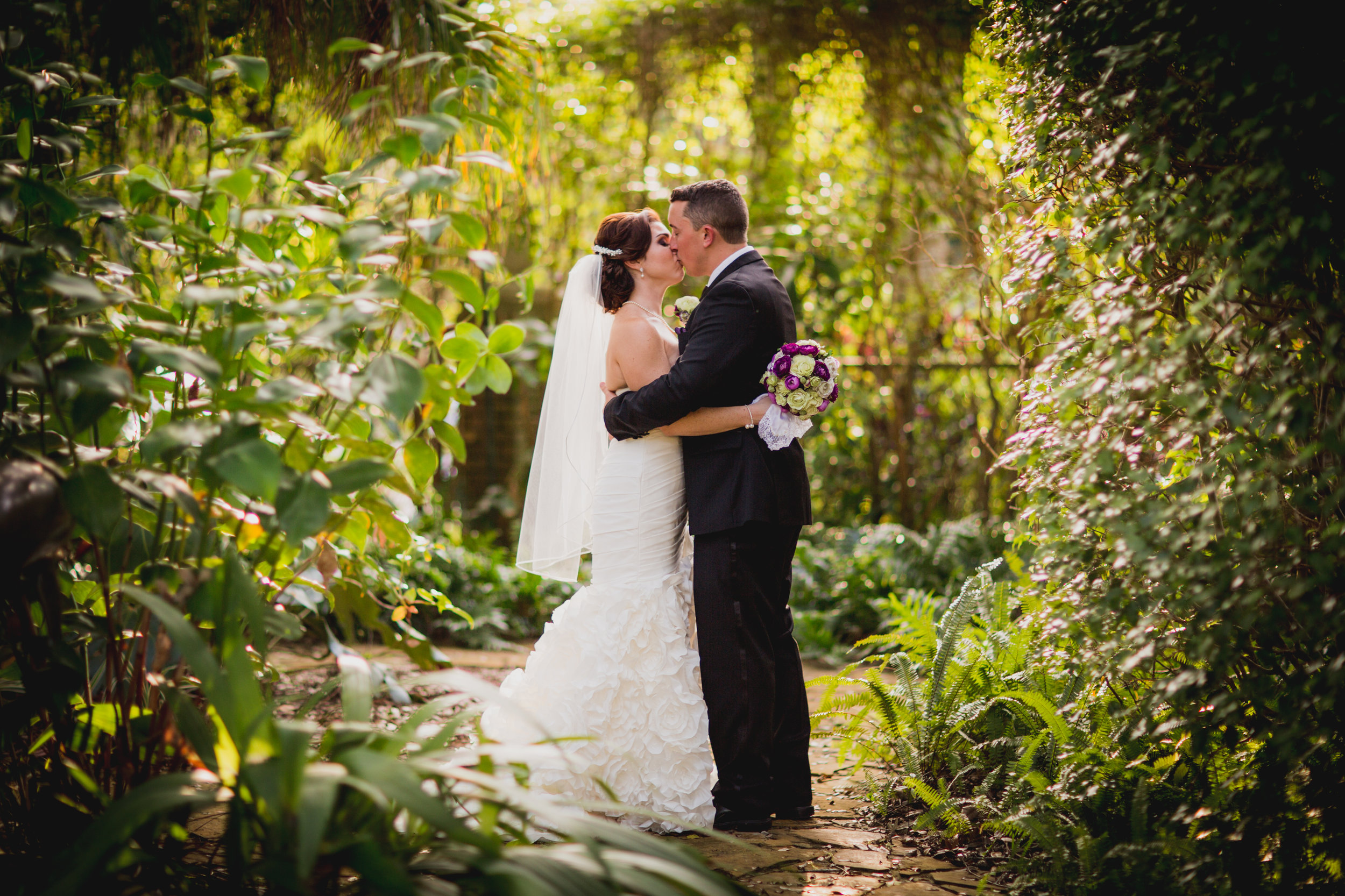 shady banks private exclusive estate wedding fort lauderdale fl