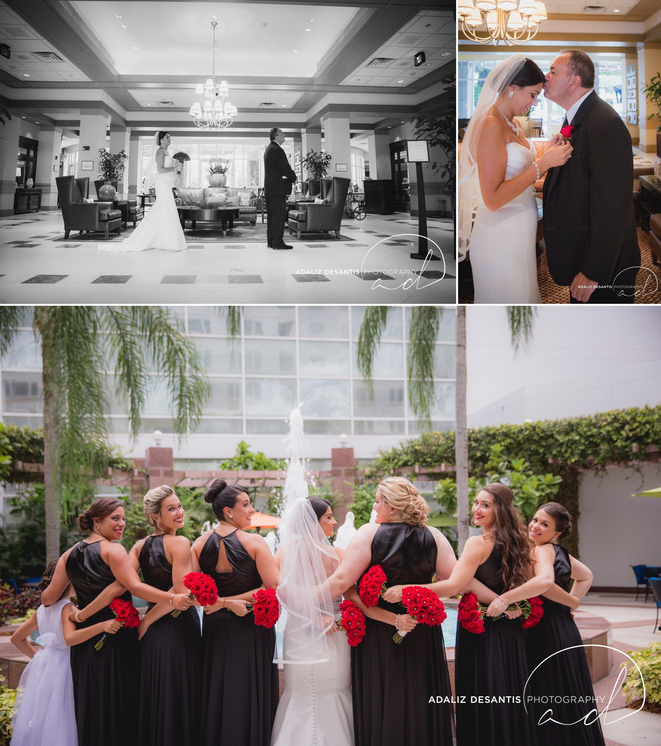 grande oaks golf club davie wedding saint david catholic church black red white south florida wedding photographer documentary photojournalistic 12.jpg