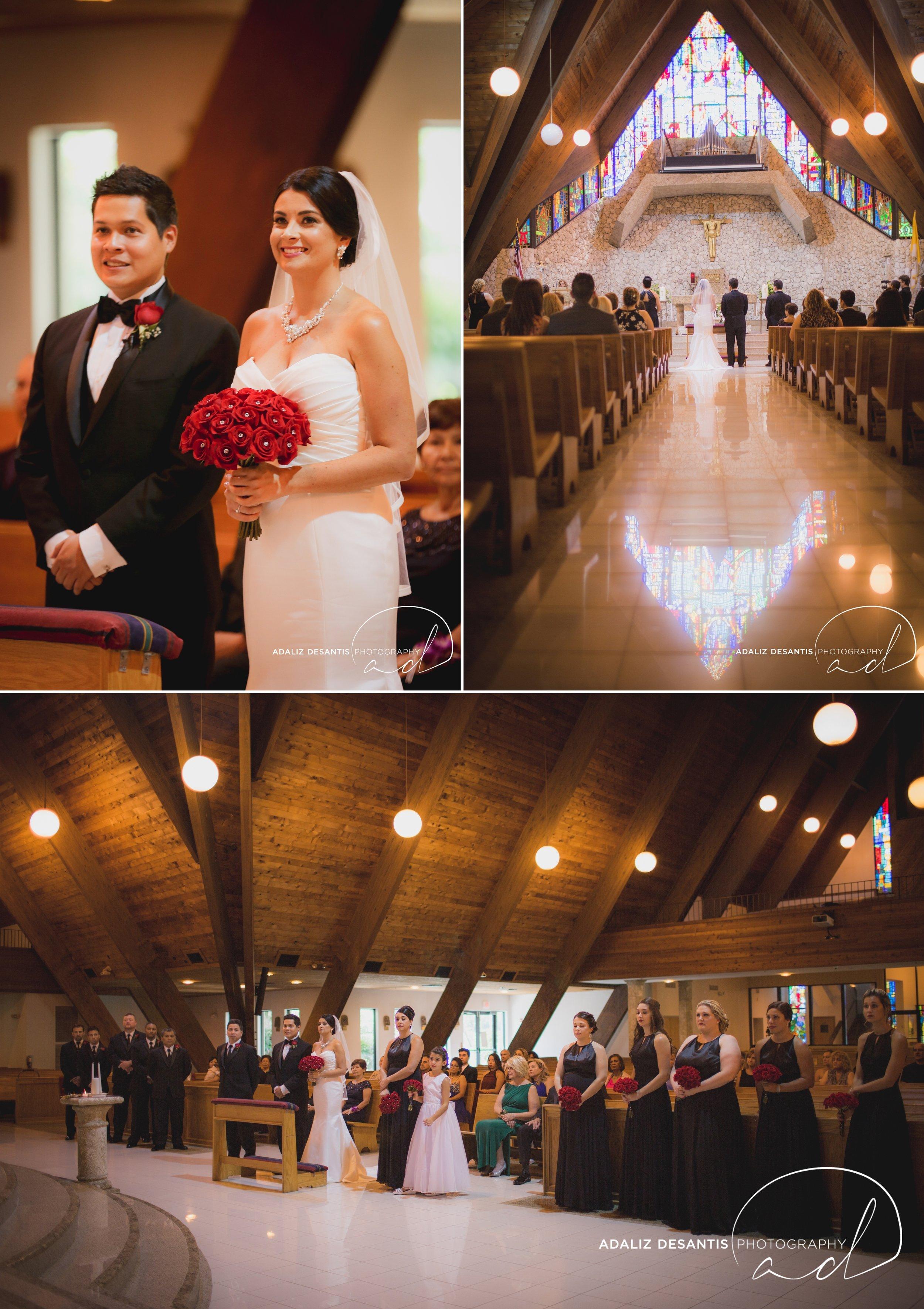 grande oaks golf club davie wedding saint david catholic church black red white south florida wedding photographer documentary photojournalistic 14.jpg