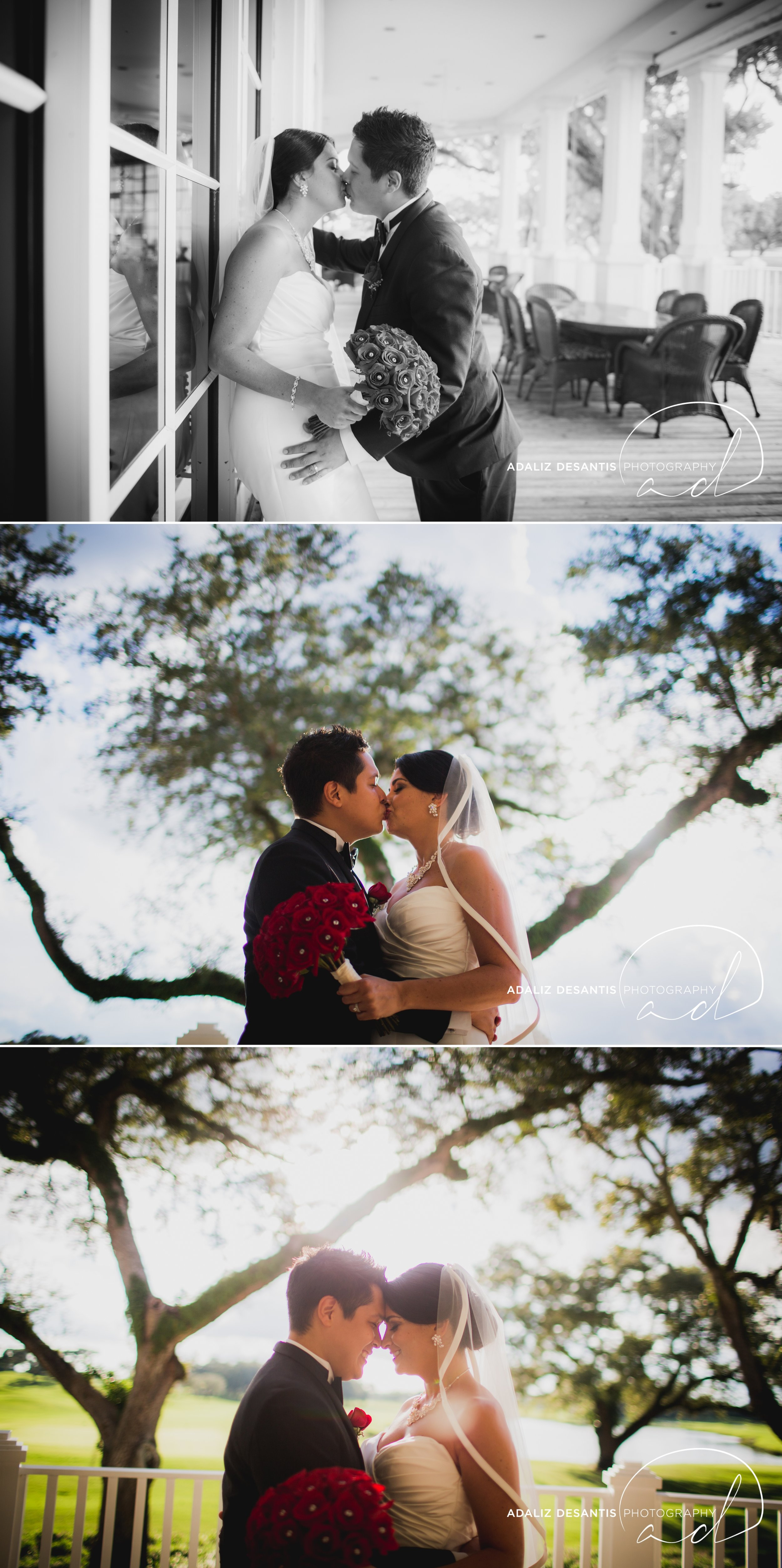 grande oaks golf club davie wedding saint david catholic church black red white south florida wedding photographer documentary photojournalistic 22.jpg
