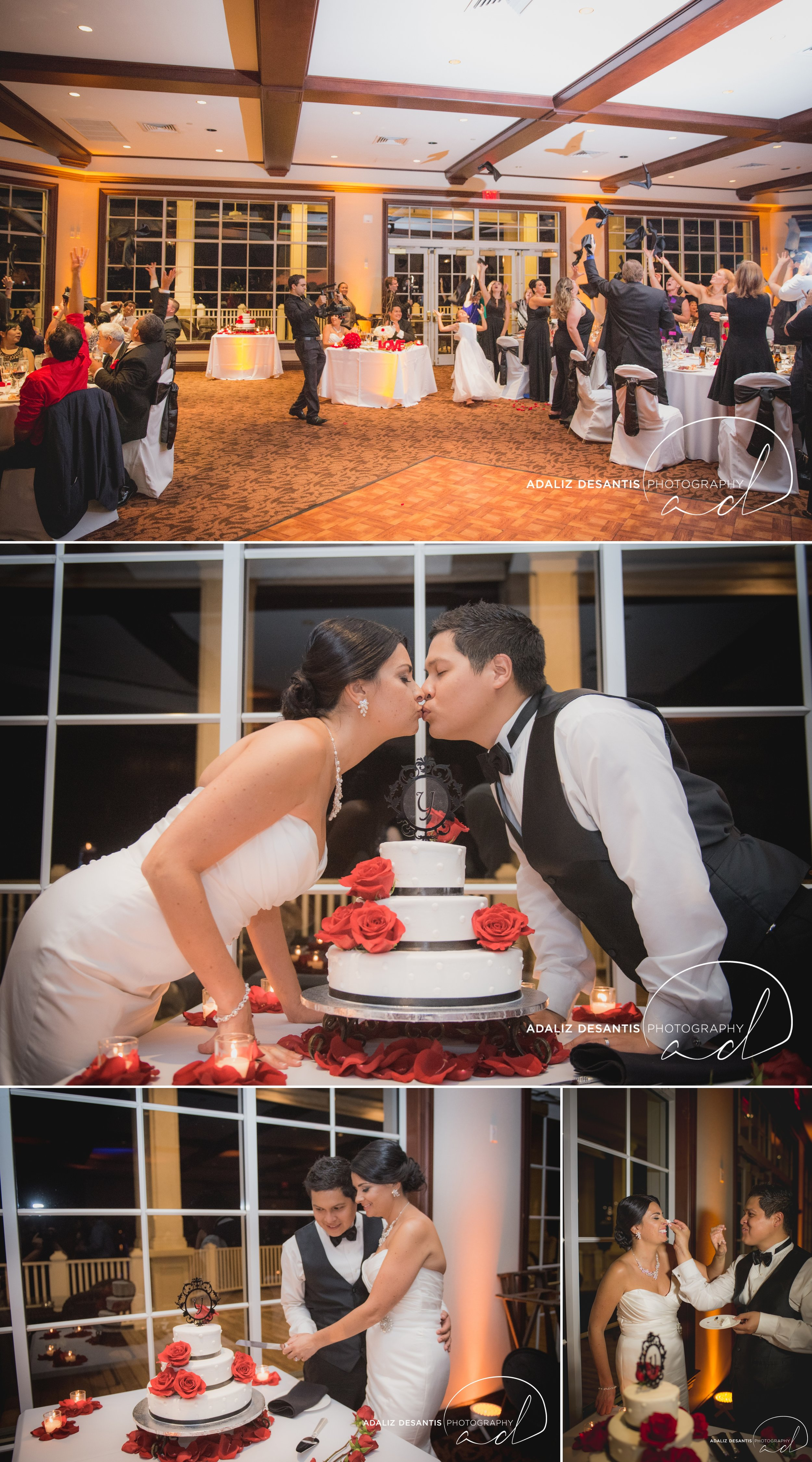 grande oaks golf club davie wedding saint david catholic church black red white south florida wedding photographer documentary photojournalistic 33.jpg
