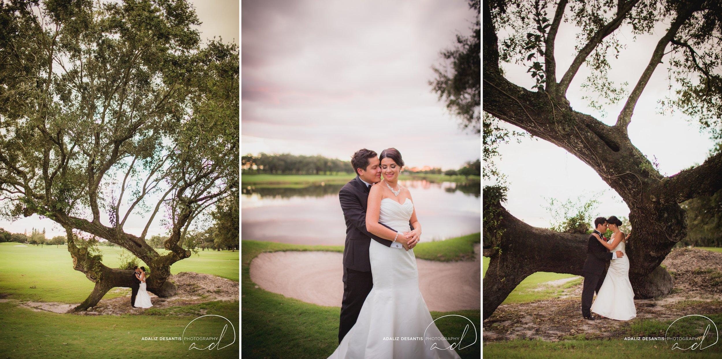 grande oaks golf club davie wedding saint david catholic church black red white south florida wedding photographer documentary photojournalistic 41.jpg