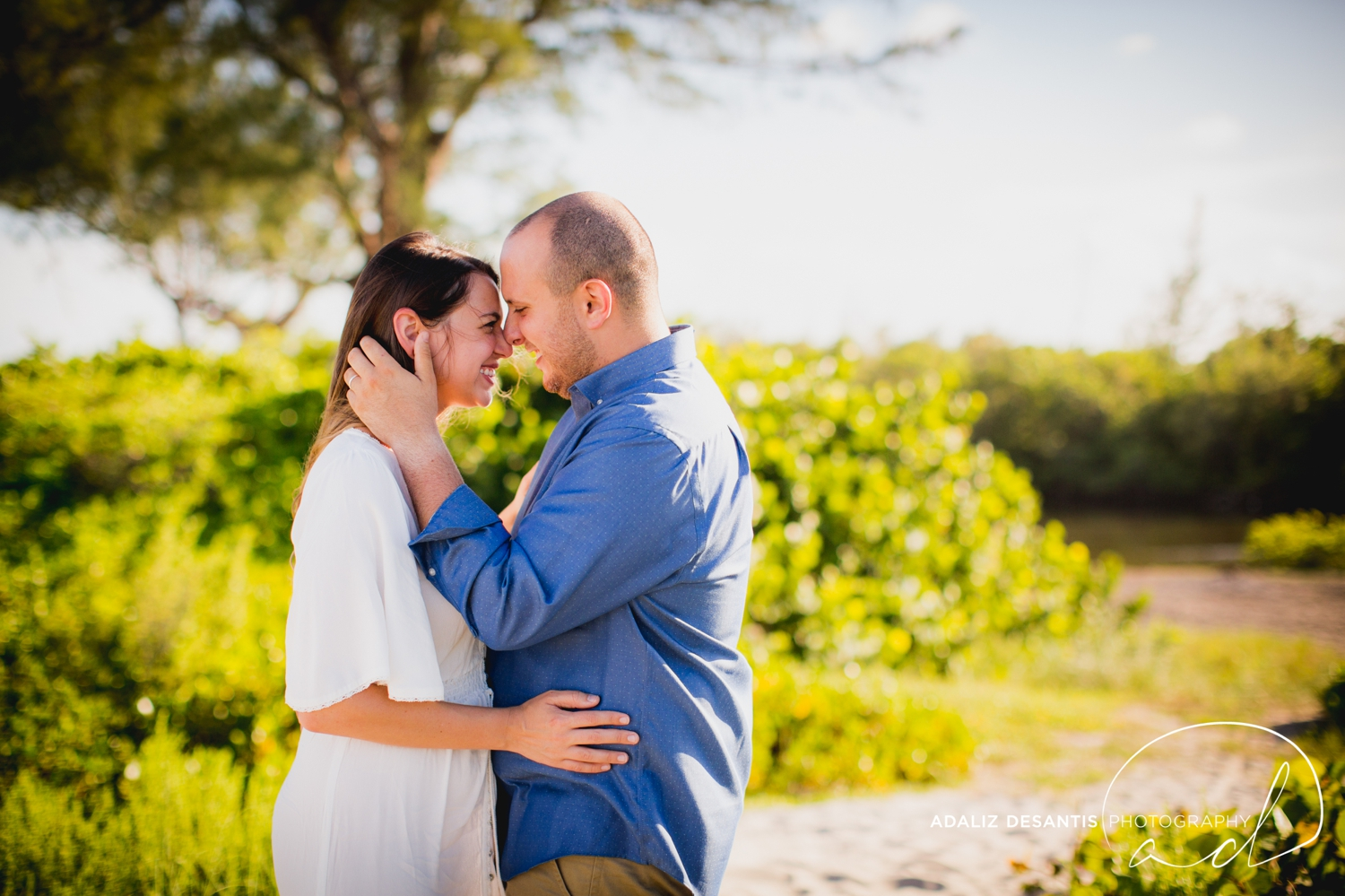 Gaby Aaron Engagement Session South Florida Dania Beach PIer Summer Love Destination Engaged 3.jpg