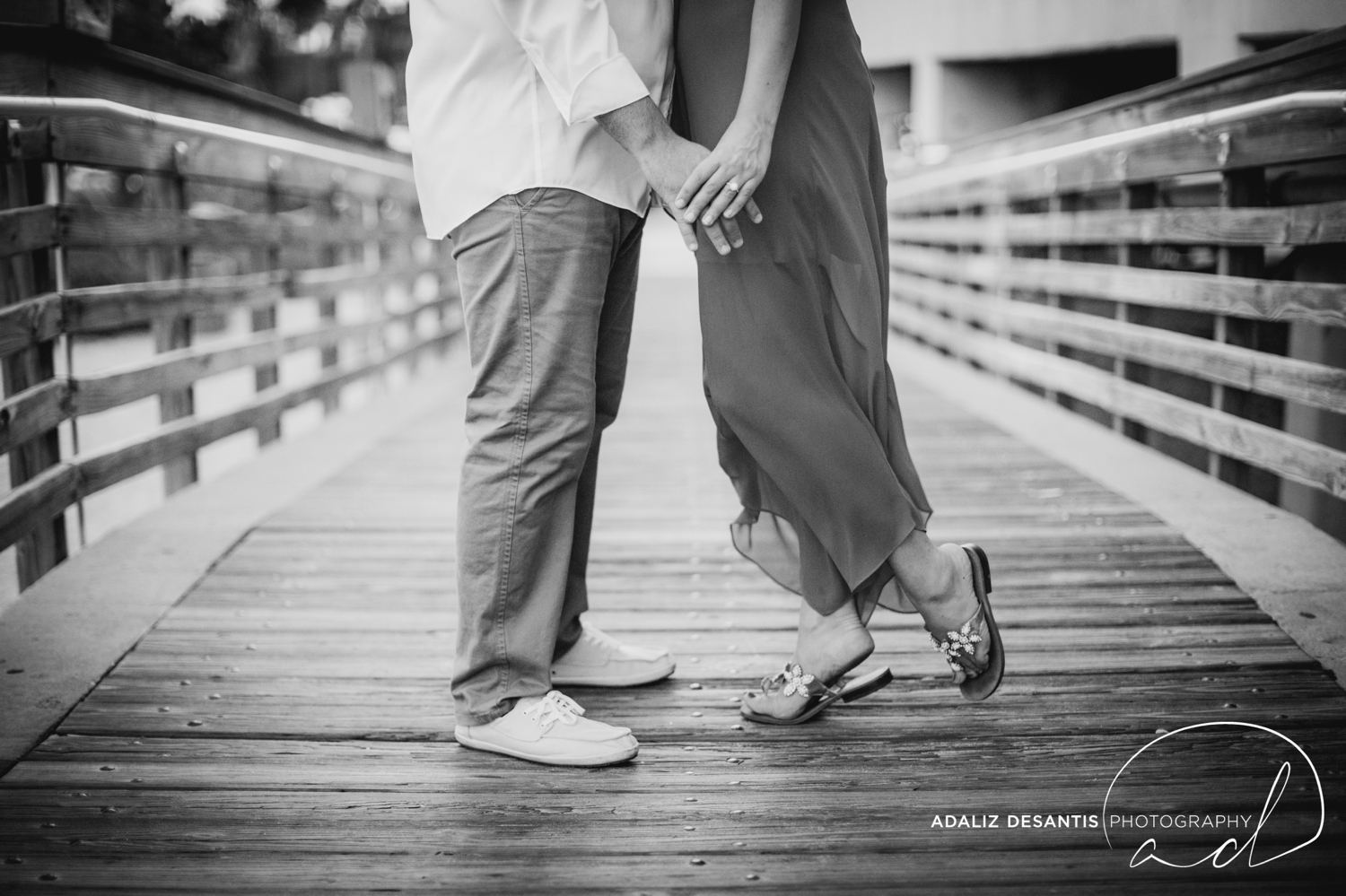 Gaby Aaron Engagement Session South Florida Dania Beach PIer Summer Love Destination Engaged 16.jpg