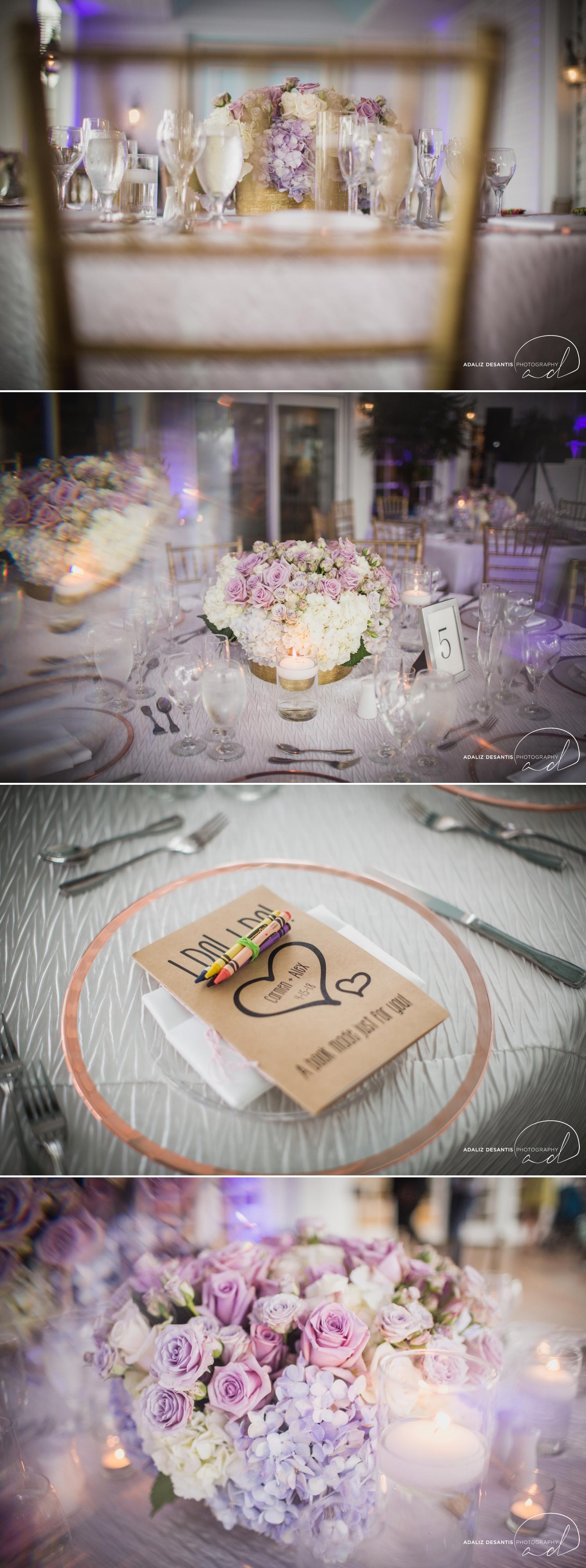 Carmen Alex palms hotel spa miami beach destination wedding lavender roses cuban cigar England cuba bride rose gold elegant Maggie Sottero Badgley Mischka 16.jpg