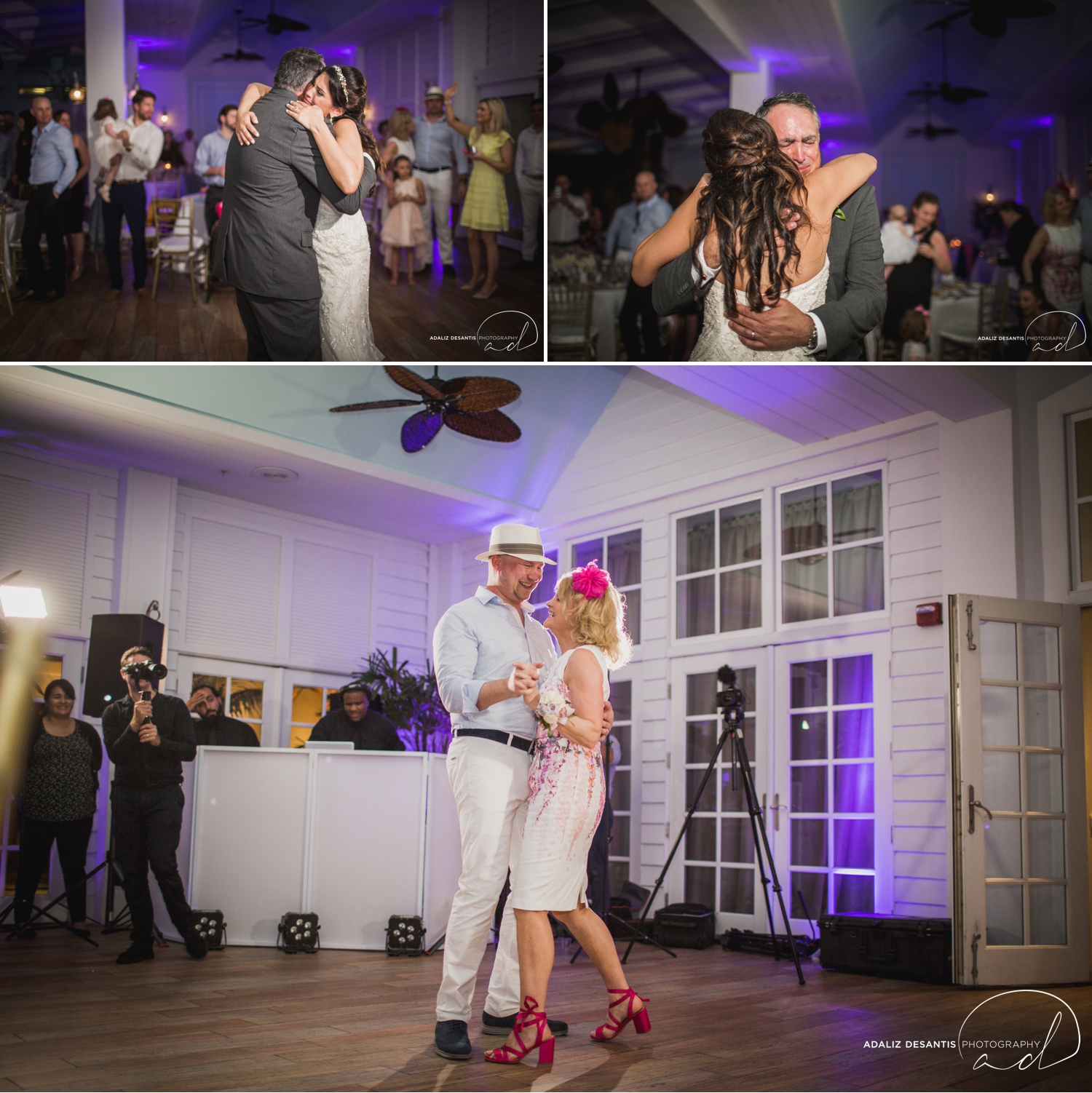 Carmen Alex palms hotel spa miami beach destination wedding lavender roses cuban cigar England cuba bride rose gold elegant Maggie Sottero Badgley Mischka 22.jpg